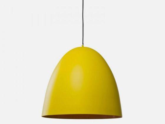 Lampa Wisząca Happy Day Egg żółta Kare Design 36580