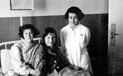 Aysima Altınok, ilk kadın beyin cerrahımız. (1929-)