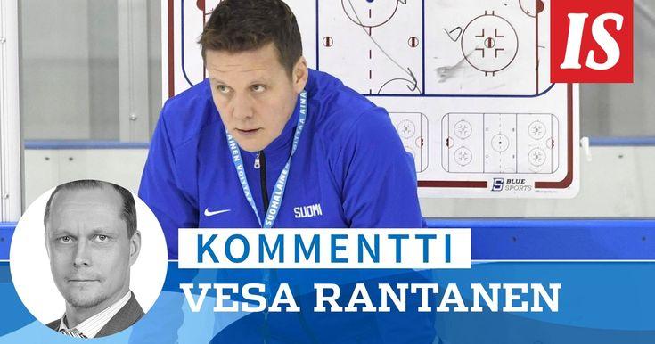 Päävalmentaja Lauri Marjamäen ympärillä kohisee taas, mutta tärkein kysymys on, että miksi hän ei pärjää Leijonissa, kirjoittaa Vesa Rantanen.
