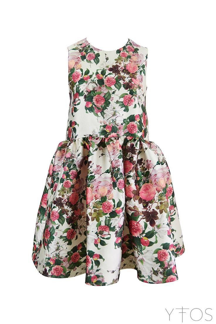 Yfos Online Shop   Clothes   Dresses   Lilies Mini Dress by Milkwhite