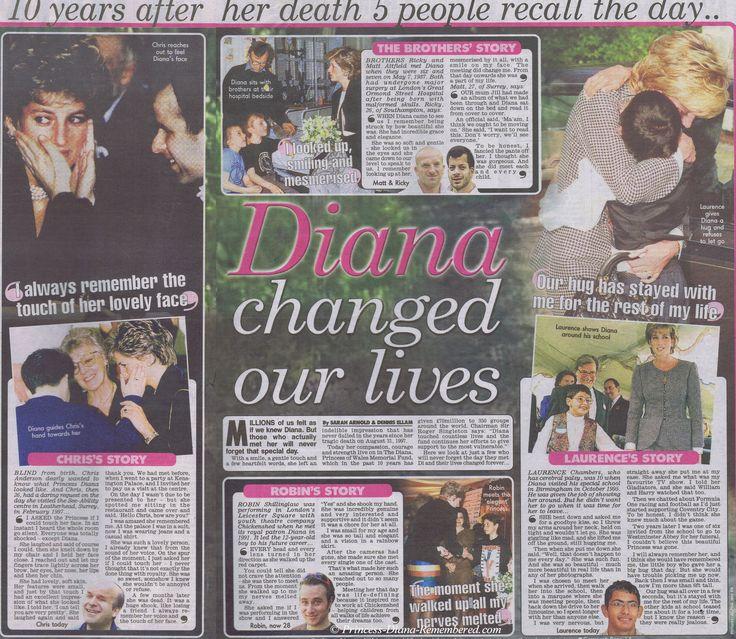 princess diana death essays