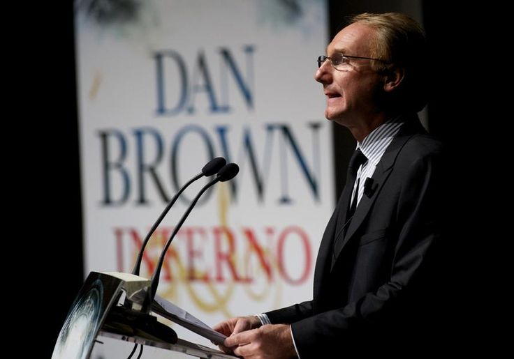 """Dan Brown: $22 million """"Inferno,"""" Brown's third novel about the adventures of occult mystery-solver Robert Langdon, was the best-selling book of 2013's first half, moving 369,000 copies. Still, it didn't come close to the sales of its predecessors, """"The Da Vinci Code"""" and """"The Lost Symbol.""""  (Photo by Juan Naharro Gimenez/Getty Images)  Source: Forbes The Top-Earning Authors Of 2013"""