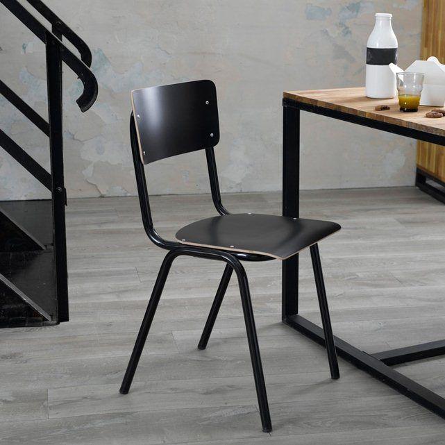 chaises empilables style colier hiba lot de 2 39 salem 39 s lot. Black Bedroom Furniture Sets. Home Design Ideas