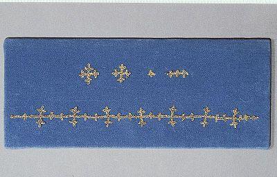 Posaments from Birka, Bj 524 (Historiska museet)