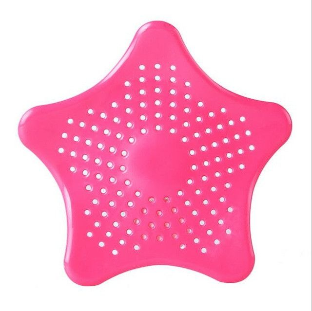 2016 colorful silicone kitchen sink filter sewer drain hair colanders strainers filter bathroom sink - Magenta Bathroom 2016