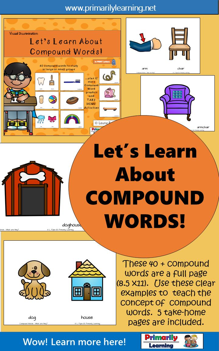 Worksheet Compound Words For Preschool worksheet compound words for preschool mikyu free learn about kindergarten and children will enjoy the