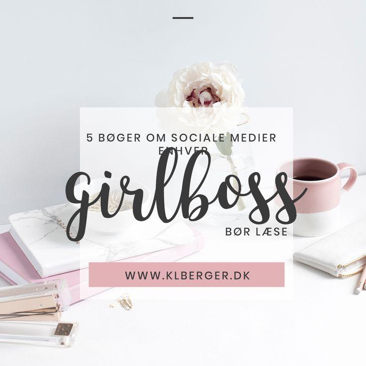 5 bøger om sociale medier, enhver