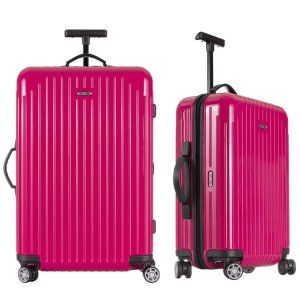 d52bf98804 Rimowa carry-on hot pink