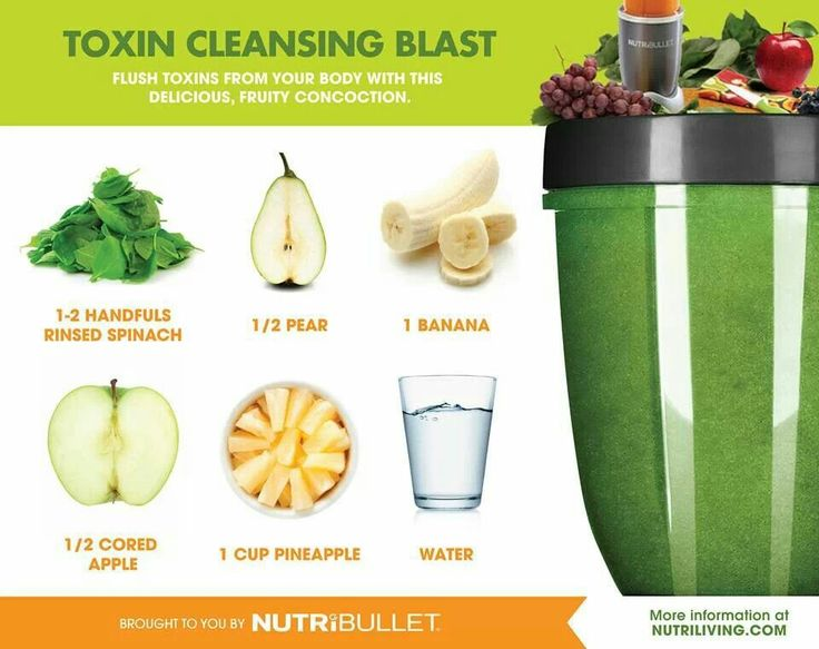 Start every day with a Nutri-blast smoothie!