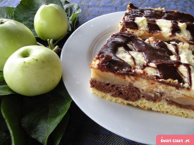 Ciasto fale Dunaju - Swiatciast.pl