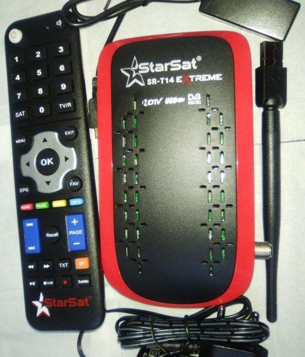 Starsat Sr T14 Extreme 2020 Extreme Produit Usb Android