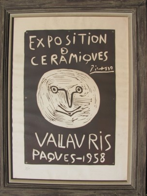"An Ohio man was browsing at his local thrift store for items he could restore and resell when he spotted a Picasso poster with the word ""Exposition"" written across the front, some French words, and the image of a warped round face. He handed over $14.14 for what he saw as a nice commercial print. Some internet searches later, he sold what's believed to be a signed Picasso print for $7,000 to a private buyer who wants to remain anonymous."