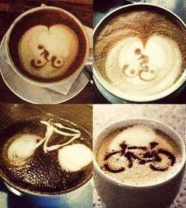 Bike coffee in solvang ca