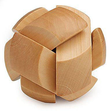 Nuevos Puzzles 2015 Puzzle Pelota de madera de Haya Compralo en http://www.puzzlesingenio.com/juegos-de-madera/166-puzzle-de-madera-de-haya-baratos.html