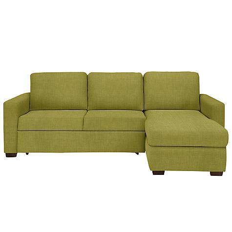 Buy John Lewis Sacha Large Sofa Bed Online at johnlewis.com £1150 lots of fabric choice H90 x W239 x D155cm