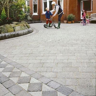marshalls driveway slabs
