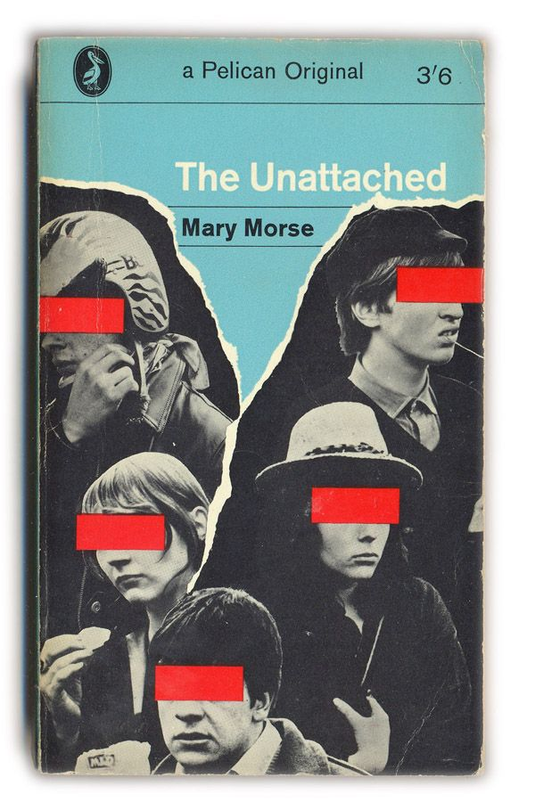 the unattached - mary morse [pelican original]