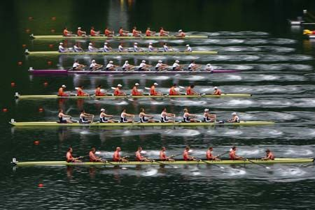 Oh, starts .... #rowing #crew