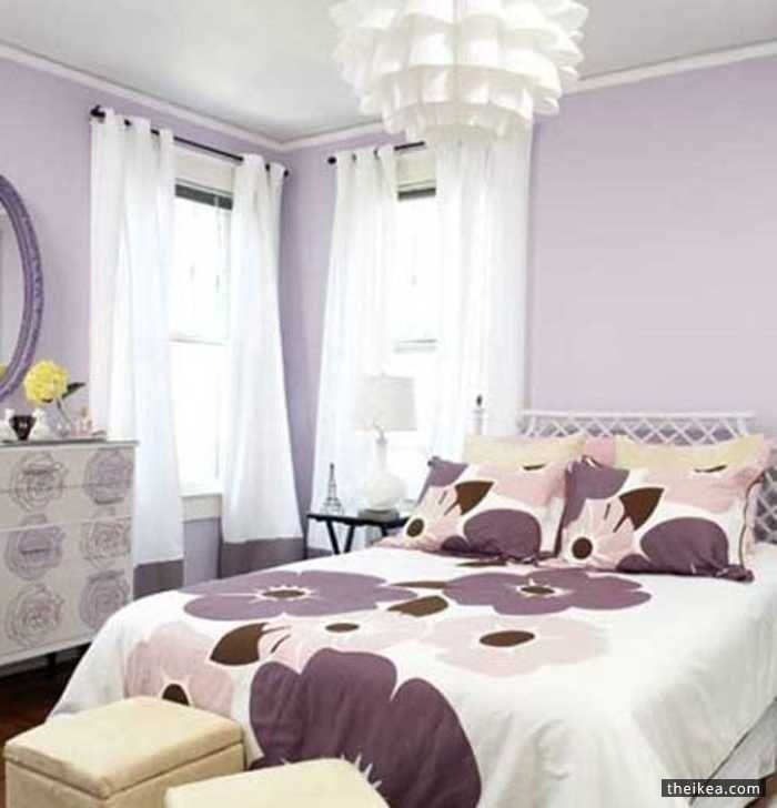 lovely romantic bedroom colors Part - 6: lovely romantic bedroom colors idea