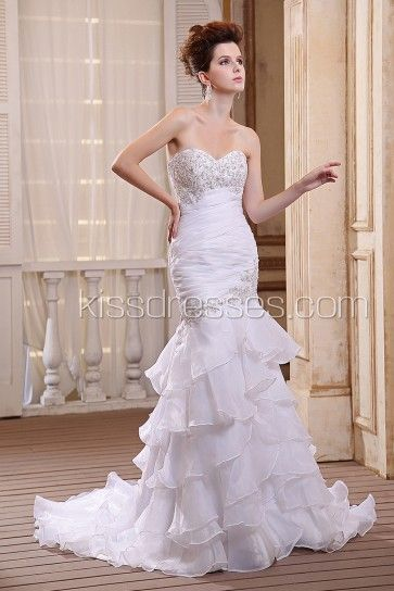 photo wedding dresses silhouette trumpetmermaid