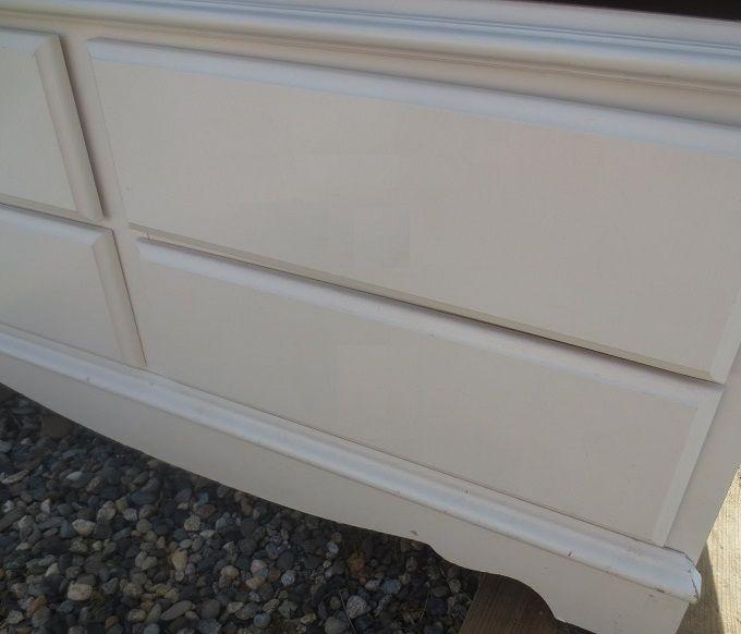 Decoratieve verftechnieken oude meubels - Hobby.blogo.nl