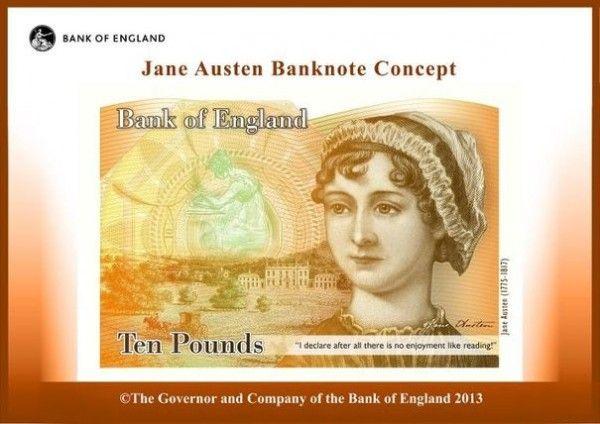Billet de banque Jane Austen et menaces sexistes et Twitter : http://blog.francetvinfo.fr/ladies-and-gentlemen/2013/07/31/un-billet-de-banque-une-feministe-des-insultes-des-menaces-de-viol-et-la-loi-de-lewis.html