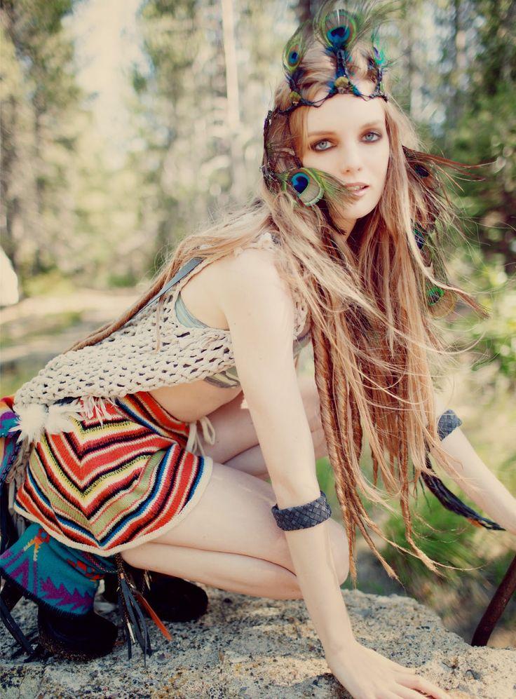 'She's a gypsy' - Wildfox 2015 Spring