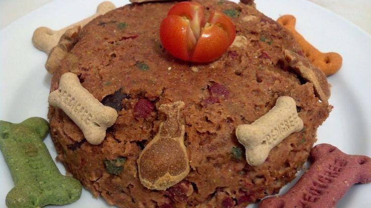 Le Garb: Bistronomia: Bolo de aniversário para Cães