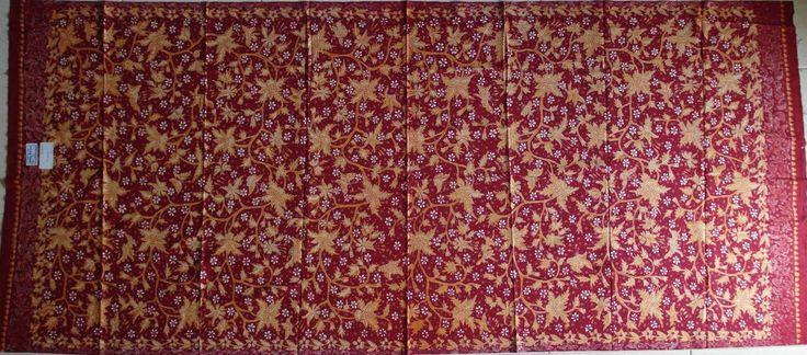 Batik design from Lasem, Rembang District, Central Jawa.