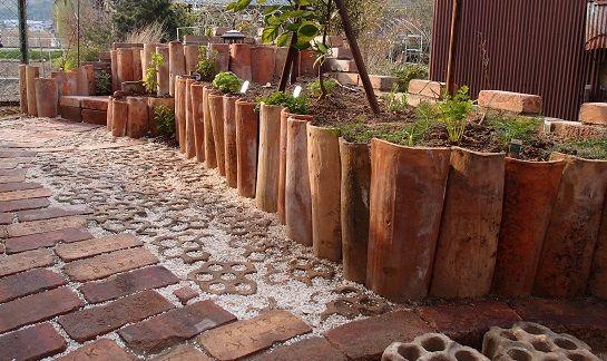 「レンガ 花壇」の画像検索結果