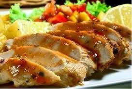 Recetas de cocina: Pavo Navideño con Salsa Blanca