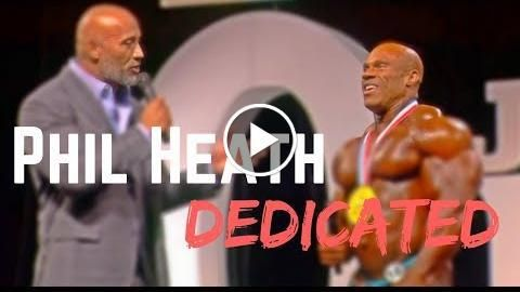THE MOST MOTIVATIONAL SPEECH OF 2017! - Phil Heath | DEDICATED - PrepMe Nigeria