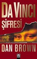 Da Vinci Şifresi - Dan Brown - Bayılarak okumuştum. gerçekten süper.