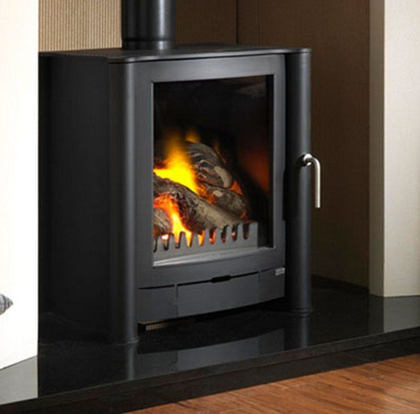 6KW FB1 Conventional Flue Gas Stove | Buy Conventional Flue Gas Stoves Online | UK Stoves £1399, paint options available