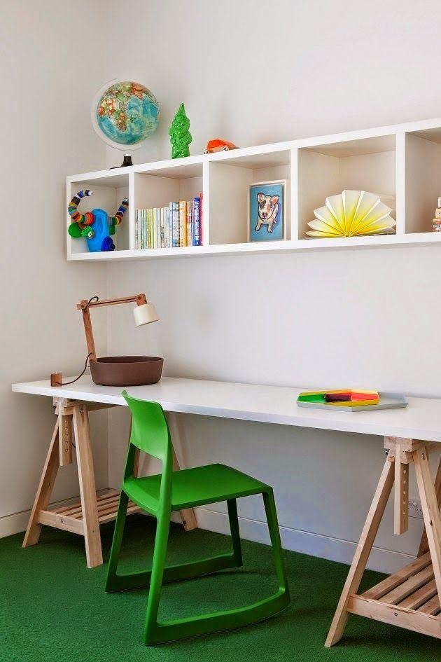 Beautiful The Boo And The Boy: Kidsu0027 Desks