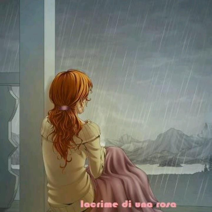 ..love the rain..