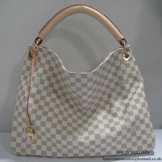 Louis Vuitton N41173 Artsy GM Hobo Bag Damier Azur Canvas   Louisvuittonhandbags 137041aeee5e7