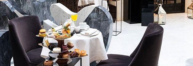 Hôtel Le Burgundy Paris - Bar Le Baudelaire