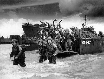 D-day beaches | Battlefields of World War II:67th Anniversary of D-Day Normandy Tour