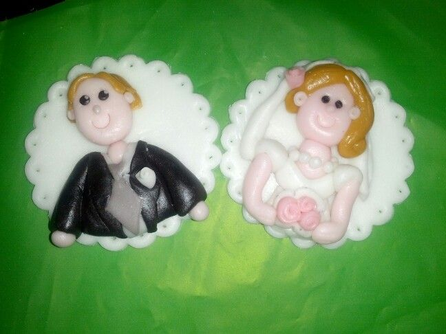 Cupcake Toppers for wedding