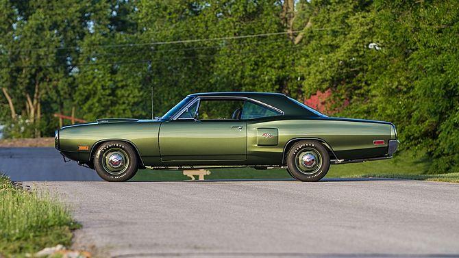 1970 Dodge Hemi Coronet R/T | Mecum Auctions $305,000