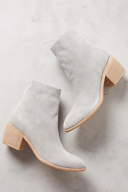 Silent D East Bay Booties - anthropologie.com