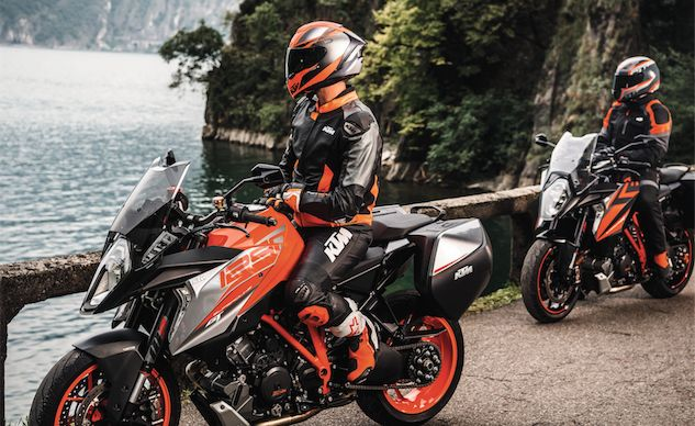 KTM Introduces its 2018 PowerWear Street Collection
