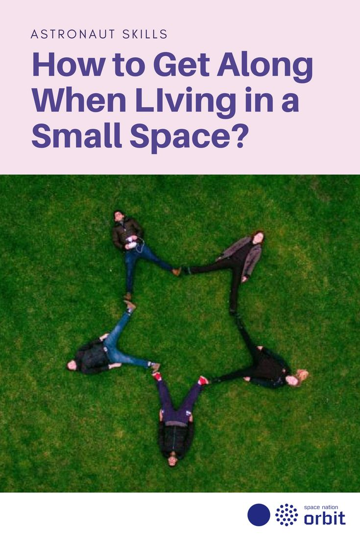 Small Space Living- How Do People Get Along On The International Space Station? || #Space Nation Orbit - Lifestyle publication showing how you can win at life with #astronaut #skills for everyday use