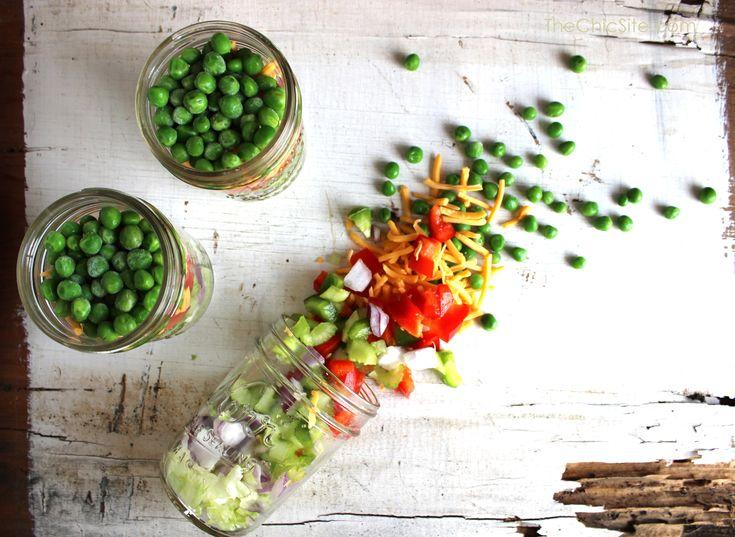 Pokud patří mezi Vaše oblíbené polední jídlo lehký salát, tak jste na správném místě a přečtěte si celý článek včetně receptů.