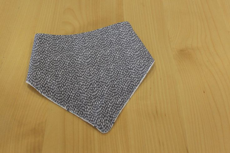 Grey dew drop baby bandana/ dribble bib, available from my Etsy shop https://www.etsy.com/au/listing/243633274/reversible-bandana-bib-dew-drops-blue