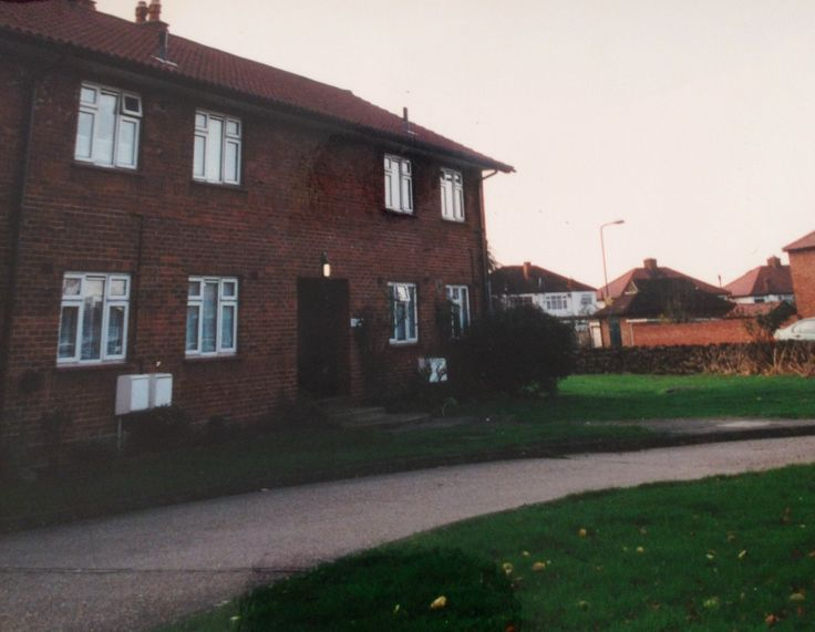 Glade Court, Barkingside as it is today.