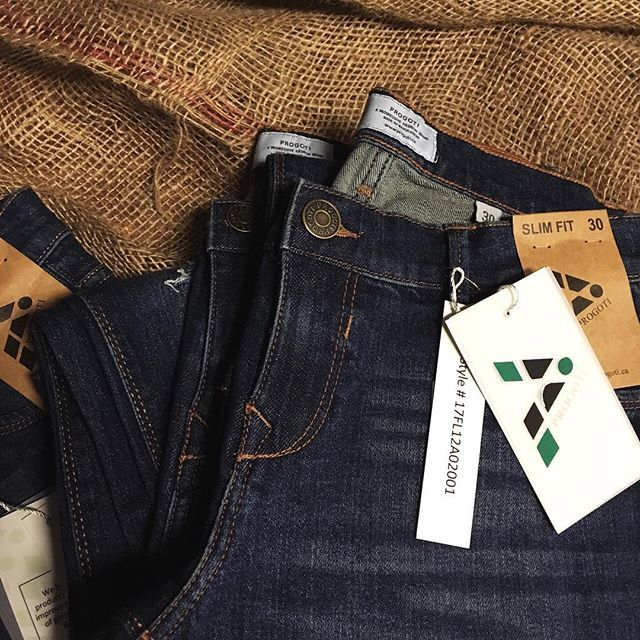 These jeans are more then just jeans. They have a story a reason. . @progotiapparel uses a progressive business model that enable consumers to directly support factory workers in Bangladesh. #jointheprogress give them a follow and shop their styles at The Nooks! . . . . . #thenooks #local #artists #vendors #crafters #create #taste #connect #thedanny #danforth #love #community #art #makers #doers #workshop #retail #grow  #instadaily #instagood #picoftheday #makers #thedanny #artisans #love…