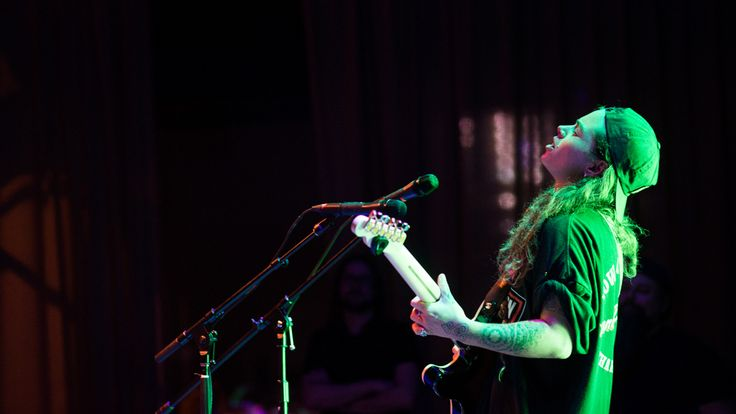 Tash Sultana On World Cafe  Hear a performance from this guitar prodigy looping master and righteous singer  she plays every instrument herself live onstage.