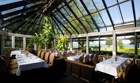 The conservatory at the Teahouse in Stanley Park.  This is such a beautiful place!